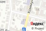 Схема проезда до компании Грузоподъемспецтехника-Каспий в Астрахани