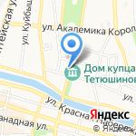 ЕРА-Инжиниринг на карте Астрахани