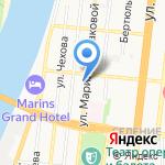Мастер.kом на карте Астрахани