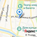 Астраханский Вестник на карте Астрахани