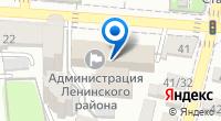 Компания Администрация Ленинского района на карте