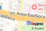 Схема проезда до компании На колесах.ру в Астрахани