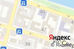 Схема проезда до компании Отдел Военного комиссариата Астраханской области по г. Астрахани в Астрахани