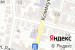 Схема проезда до компании VIP овация в Астрахани