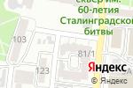 Схема проезда до компании Love story в Астрахани