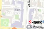 Схема проезда до компании Лицей №1 с дошкольным отделением в Астрахани