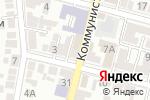 Схема проезда до компании Магия красоты в Астрахани