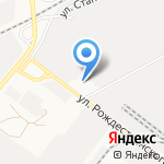 ГипроНИИгаз на карте Астрахани