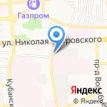 Грааль на карте Астрахани