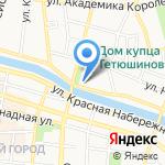 Женская консультация на карте Астрахани