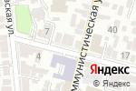 Схема проезда до компании Куб в Астрахани