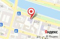 Схема проезда до компании Типография в Астрахани