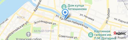 Центр мониторинга в образовании на карте Астрахани