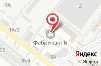 Схема проезда до компании Арменуи в Астрахани