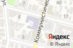 Схема проезда до компании Средняя общеобразовательная школа №6 в Астрахани