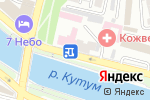 Схема проезда до компании Торгово-сервисная фирма в Астрахани