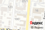 Схема проезда до компании Эталон в Астрахани