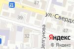 Схема проезда до компании Банкротовед в Астрахани