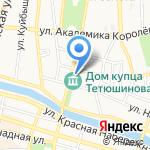 Мой мир на карте Астрахани