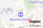 Схема проезда до компании Медлад в Астрахани