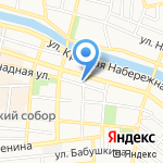 Банкротовед на карте Астрахани