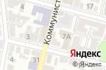 Схема проезда до компании ФОТОЛЕгенды в Астрахани