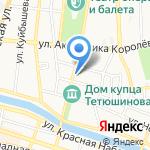 ФОТОЛЕгенды на карте Астрахани
