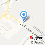АСТК на карте Астрахани