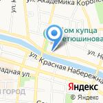 Фармсервис на карте Астрахани