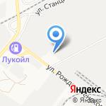 КСК на карте Астрахани