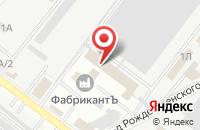 Схема проезда до компании ГПМ-Сервис в Астрахани
