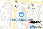 Схема проезда до компании Банкомат, ВКАБАНК в Астрахани