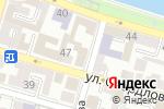 Схема проезда до компании Свобода от кредитов в Астрахани