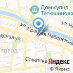 ЮгЭксперт на карте Астрахани
