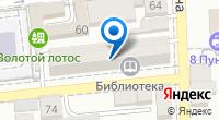 Компания Тихая Заводь на карте