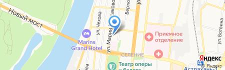 Abit на карте Астрахани