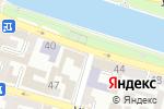 Схема проезда до компании Областная ветеринарная станция в Астрахани