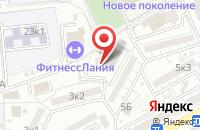 Схема проезда до компании МедиаХит в Астрахани