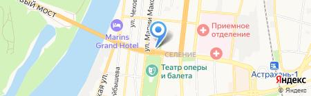 ЛокоХелп на карте Астрахани