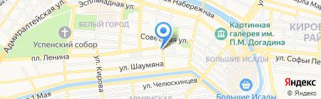 НАУЧНО-ИССЛЕДОВАТЕЛЬСКИЙ ЦЕНТР СУДЕБНЫХ ЭКСПЕРТИЗ АСТРАХАНСКОЙ ОБЛАСТИ на карте Астрахани