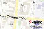Схема проезда до компании Транспортная фирма в Астрахани