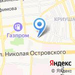 Consul на карте Астрахани