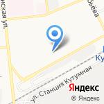 Комплекс-А на карте Астрахани