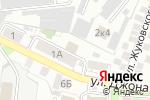 Схема проезда до компании Consul в Астрахани