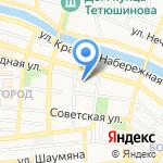 КонсультантПлюс: Инфоком на карте Астрахани