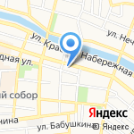 НАШ ГОРОД на карте Астрахани