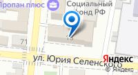 Компания АВК на карте