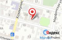 Схема проезда до компании Юридический кабинет в Астрахани