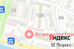 Схема проезда до компании Астраханьавтодор в Астрахани