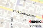 Схема проезда до компании Астраханская областная коллегия адвокатов в Астрахани